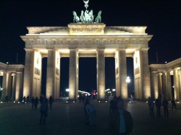 La pasada reunión del comité de dirección de Gemme Europa tuvo lugar en Berlín a principios de mayo.