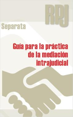 Guia Mediacion CGPJ