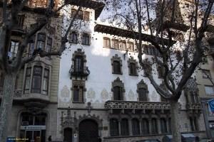 Palau Macaya Barcelona