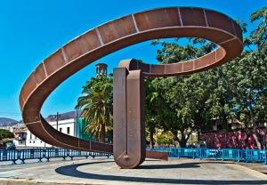 El sueño de Europa (Martín Chirino) Plaza de Europa, Santa Cruz de Tenerife