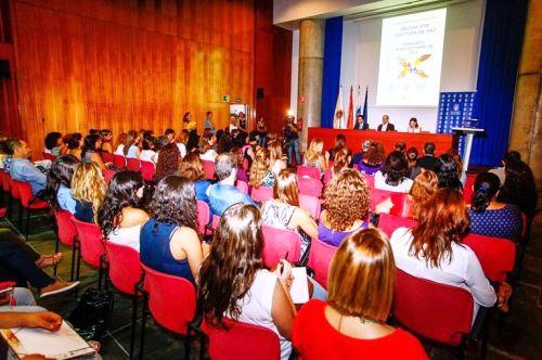 Mediacion Cultura de Paz Jornada Interdisciplinar