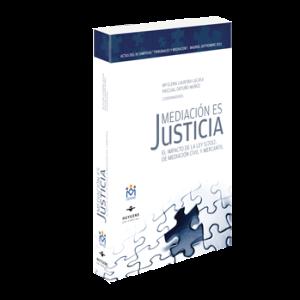 Libro Mediacion es Justicia
