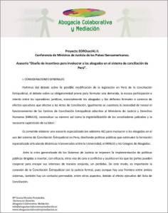 Mediacion es Justicia Abogacia Colaborativa