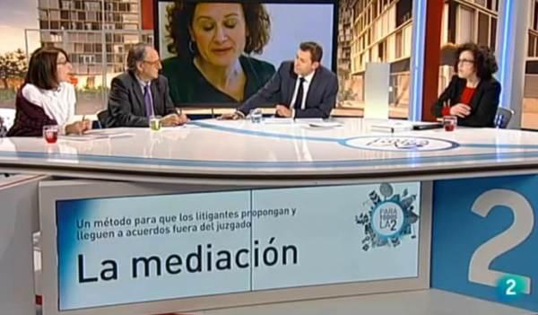 TV2 Debate  Mediacion