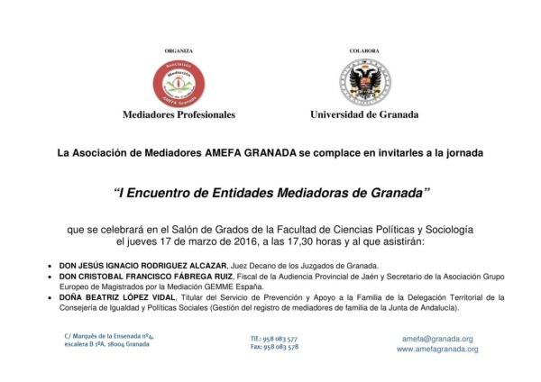 Invitacion Granada