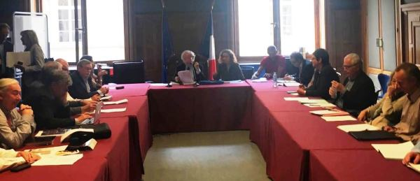 Asamblea General GEMME Paris mayo 2016