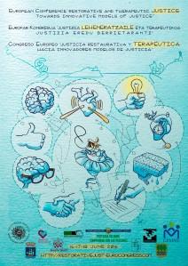 Congreso Europeo Justicia Restaurativa y Terapéutica hacia innovadores modelos de justicia