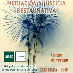 Curso de Mediacion y Justicia Restaurativa