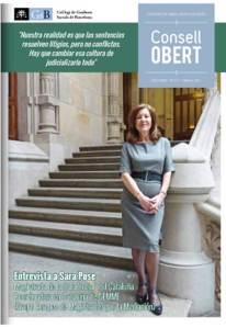 Consell Obert entrevista a Sara Pose mayo 2017