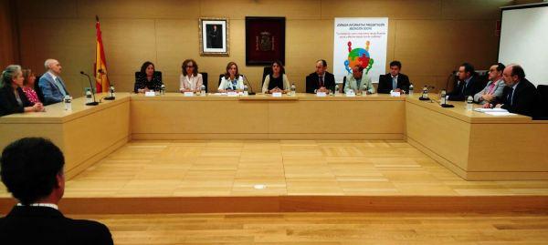 Jornada de Mediacion Intrajudicial en Burgos