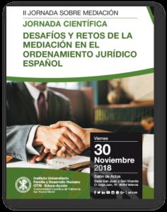 UCV Jornada Mediacion 2018