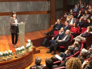 Lourdes arastey day mediation sur cgpj