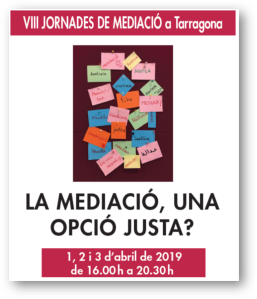 Jornadas Mediacion Tarragona